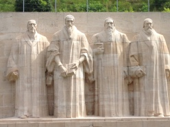 The Reformation Wall in Geneva