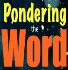 ponderingtheword2